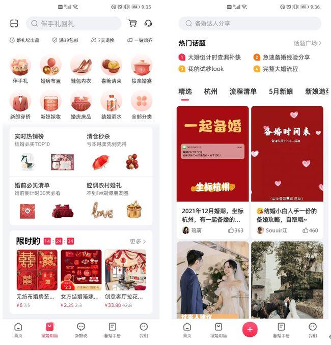 《婚礼纪VS中国婚博会分析报告》  第23张