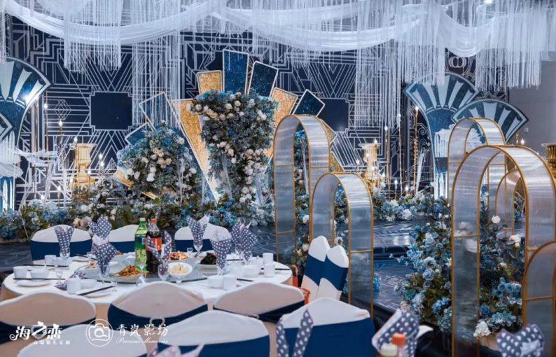 婚礼堂发布:烟台老牌酒店,升级4D球概念婚礼堂  第8张