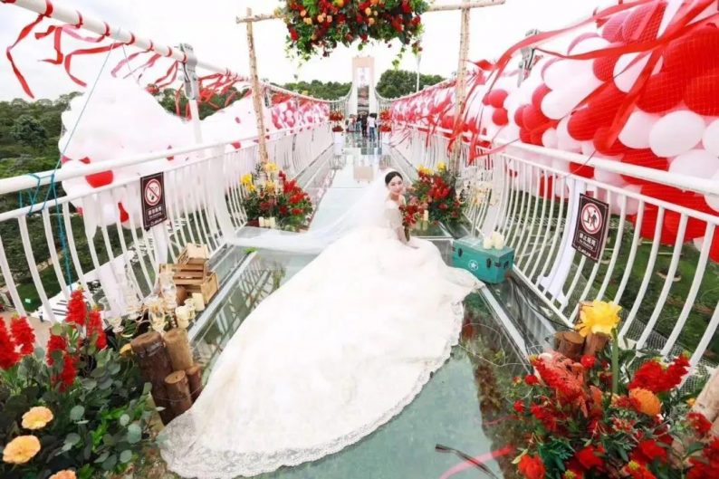 婚礼堂发布:4大主题宴会厅!西南首家庄园式婚礼堂  第2张
