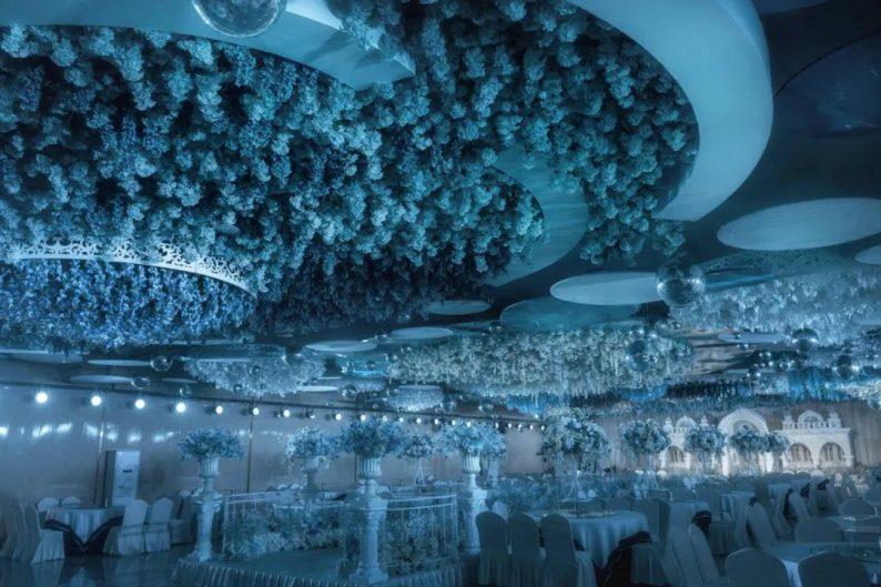 婚礼堂发布:4大主题宴会厅!西南首家庄园式婚礼堂  第11张