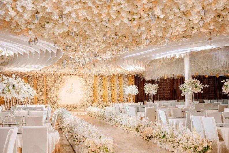 婚礼堂发布:4大主题宴会厅!西南首家庄园式婚礼堂  第17张