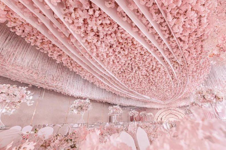 婚礼堂发布:4大主题宴会厅!西南首家庄园式婚礼堂  第24张