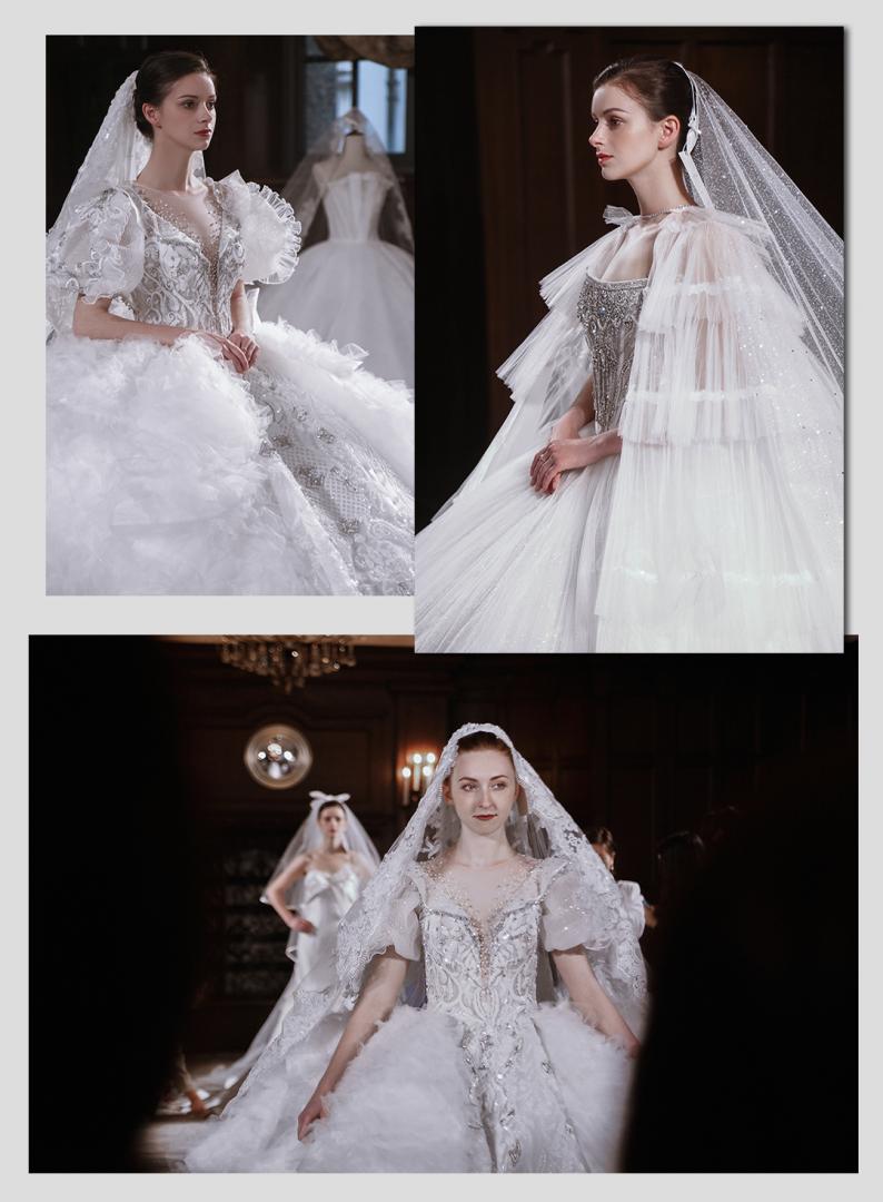 世界高定婚纱品牌联合巡展,即将闪耀京城!  第7张