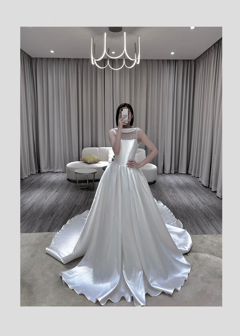 世界高定婚纱品牌联合巡展,即将闪耀京城!  第13张