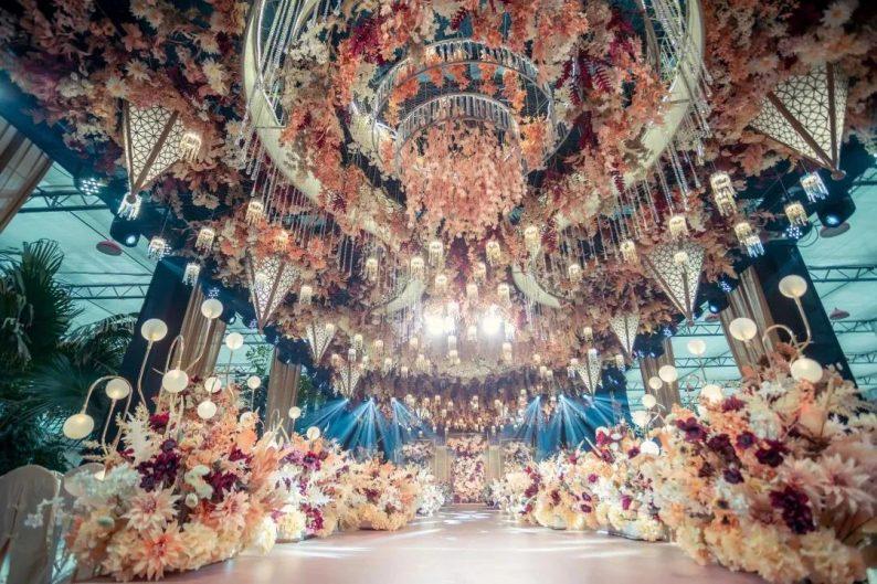 婚礼堂发布:婚庆+酒店,打造渭北首家婚礼堂  第1张