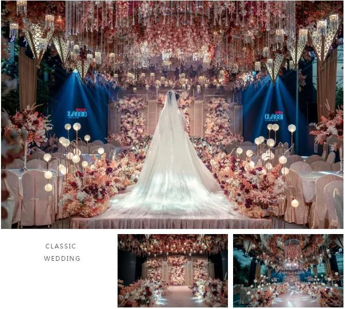 婚礼堂发布:婚庆+酒店,打造渭北首家婚礼堂  第2张