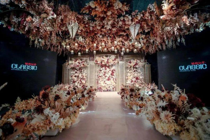 婚礼堂发布:婚庆+酒店,打造渭北首家婚礼堂  第4张