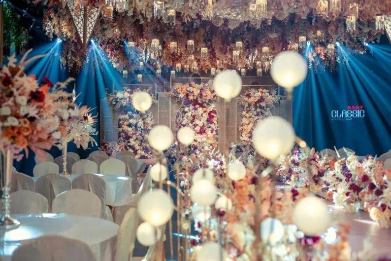 婚礼堂发布:婚庆+酒店,打造渭北首家婚礼堂  第5张