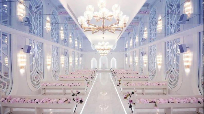 婚礼堂发布:徐丹参与设计!纽宾凯旗下9大主题宴会厅  第8张