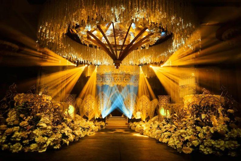 婚礼堂发布:徐丹参与设计!纽宾凯旗下9大主题宴会厅  第13张