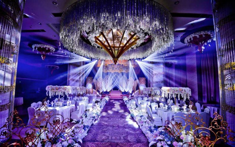 婚礼堂发布:徐丹参与设计!纽宾凯旗下9大主题宴会厅  第14张