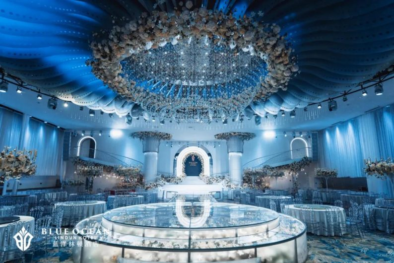 婚礼堂发布:江苏宴会酒店新地标来了!赖梓愈、阿龙鼎力之作  第3张