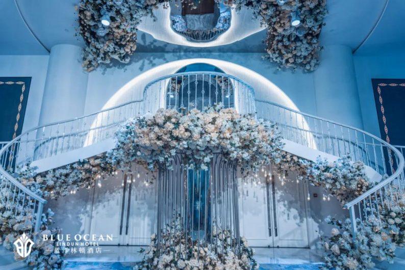 婚礼堂发布:江苏宴会酒店新地标来了!赖梓愈、阿龙鼎力之作  第6张