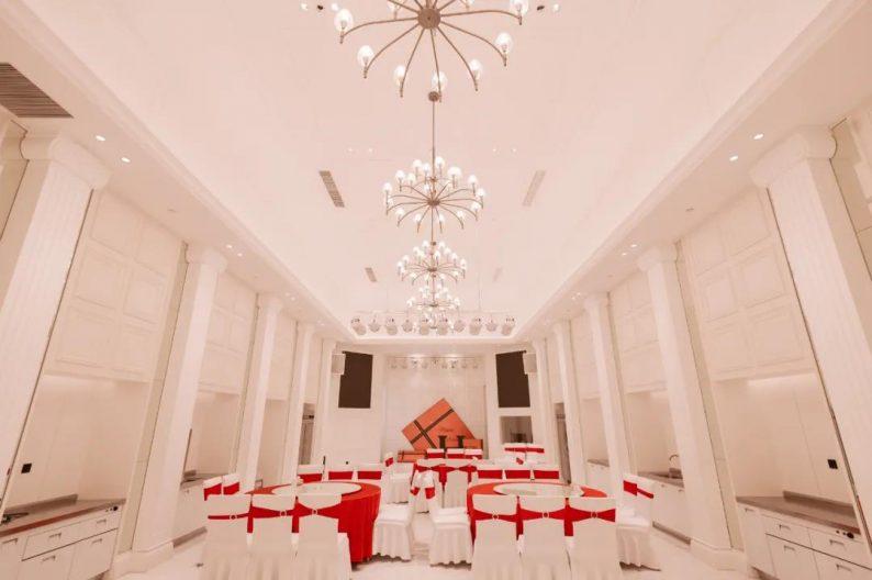 婚礼堂发布:江苏宴会酒店新地标来了!赖梓愈、阿龙鼎力之作  第31张