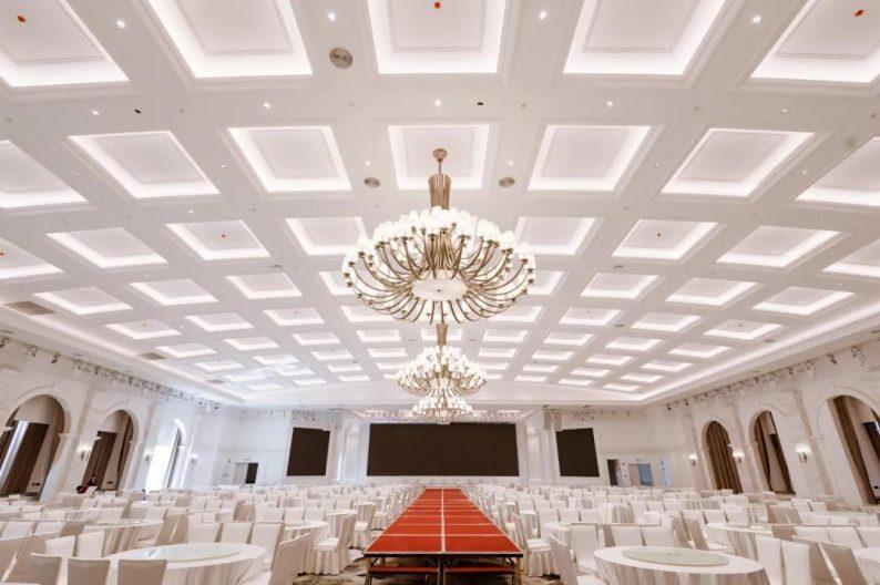 婚礼堂发布:江苏宴会酒店新地标来了!赖梓愈、阿龙鼎力之作  第33张