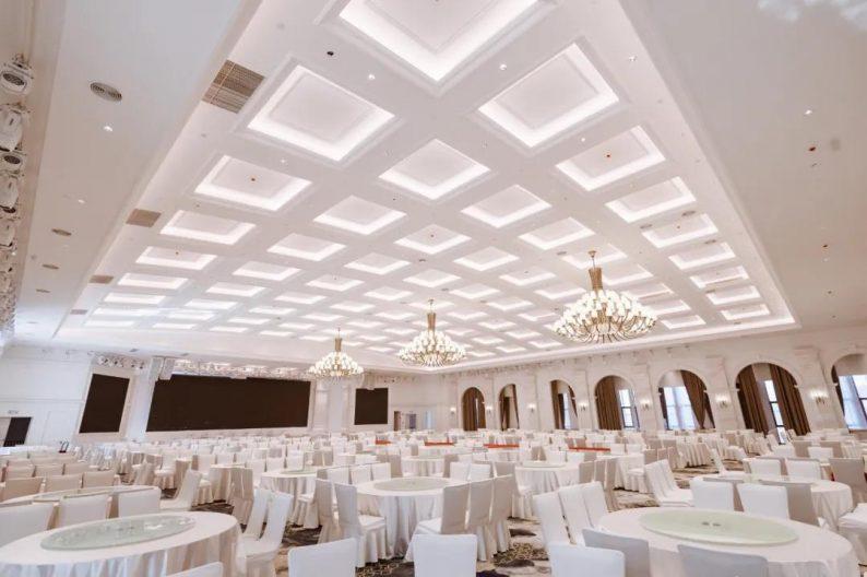 婚礼堂发布:江苏宴会酒店新地标来了!赖梓愈、阿龙鼎力之作  第34张