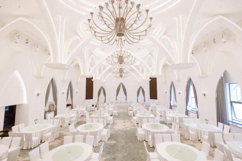 婚礼堂发布:江苏宴会酒店新地标来了!赖梓愈、阿龙鼎力之作  第35张