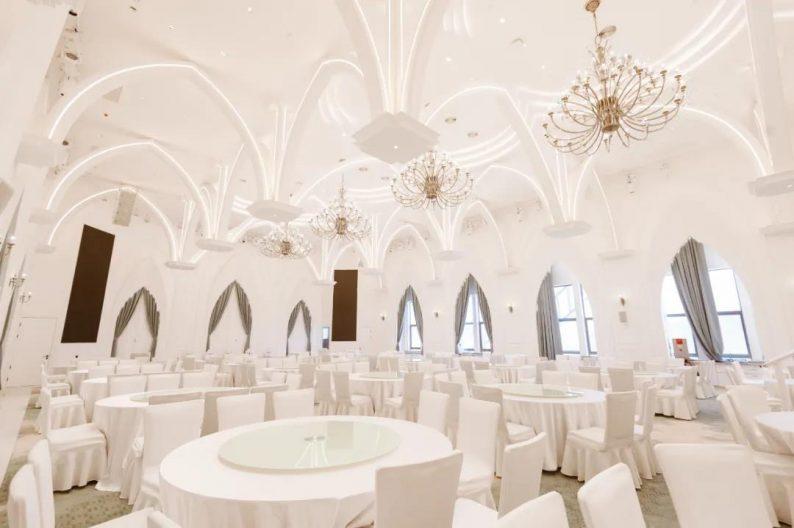 婚礼堂发布:江苏宴会酒店新地标来了!赖梓愈、阿龙鼎力之作  第36张