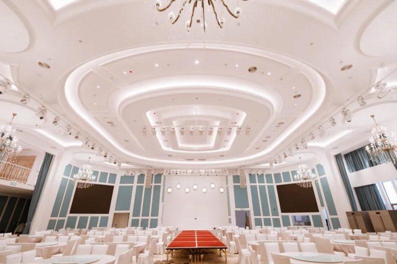 婚礼堂发布:江苏宴会酒店新地标来了!赖梓愈、阿龙鼎力之作  第37张