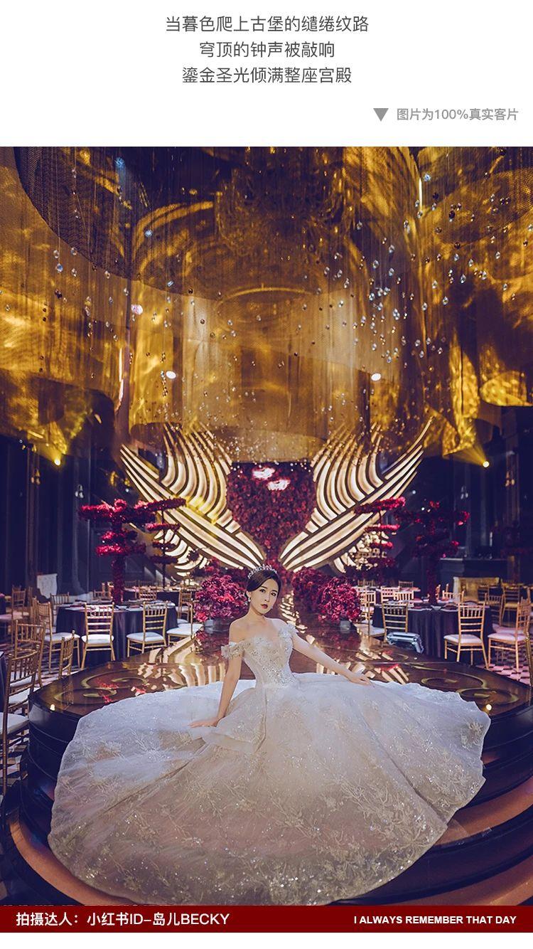 花嫁丽舍:演绎百万婚礼新风尚!  第12张