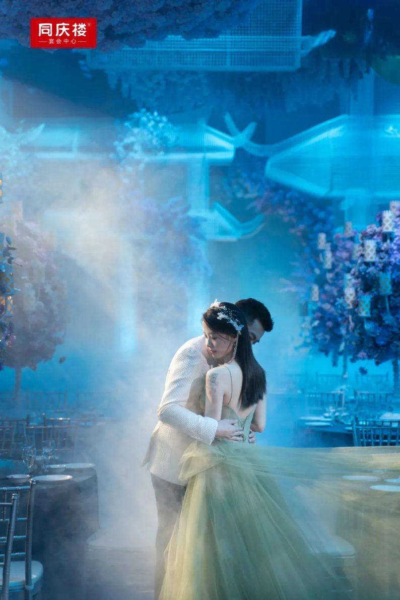 婚礼堂发布:同庆楼宴会中心·银湖店,宴会厅首度亮相!  第7张