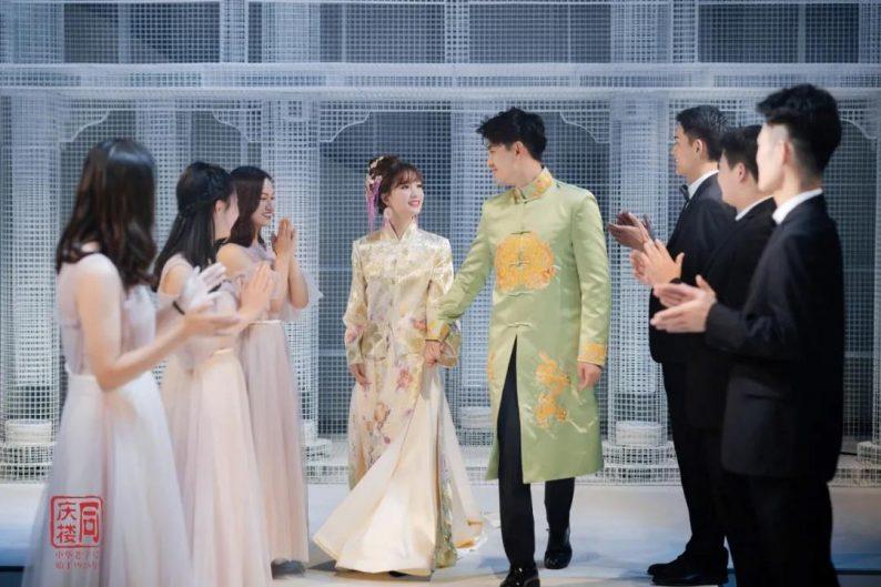 婚礼堂发布:同庆楼宴会中心·银湖店,宴会厅首度亮相!  第15张