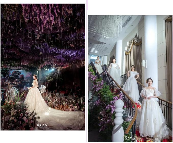 婚礼堂发布:国企投资、1.6万方!一个富有温度服务的婚礼堂  第6张