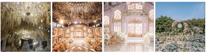 婚礼堂发布:南京独家270度落地透视环湖宴会厅  第3张