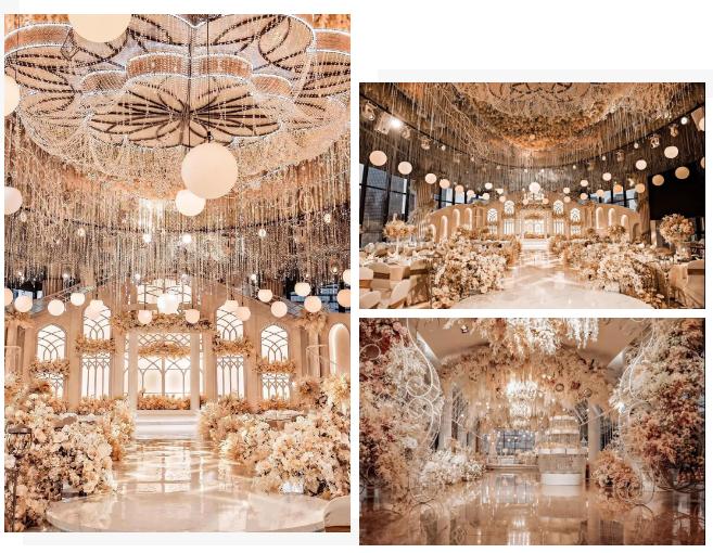 婚礼堂发布:南京独家270度落地透视环湖宴会厅  第6张