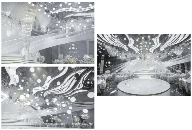 婚礼堂发布:来了!耗资千万4D数控打造的沉浸式艺术空间  第19张