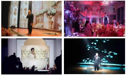 婚礼堂发布:老牌酒店重金打造,滁州一站式婚礼宴会中心  第10张