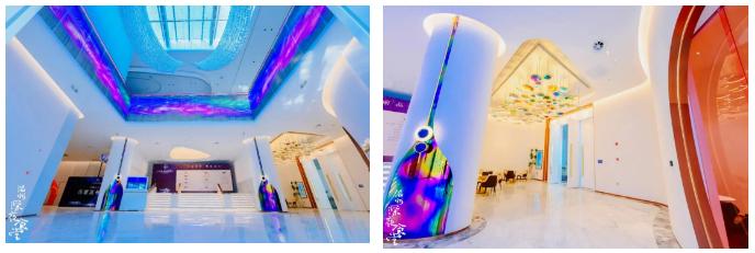 婚礼堂发布:33年酒店全新力作!温州首家江景宴会中心  第3张