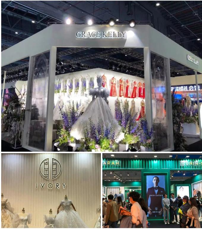 婚礼堂热度明显降低……上海婚博会创全国新高  第13张