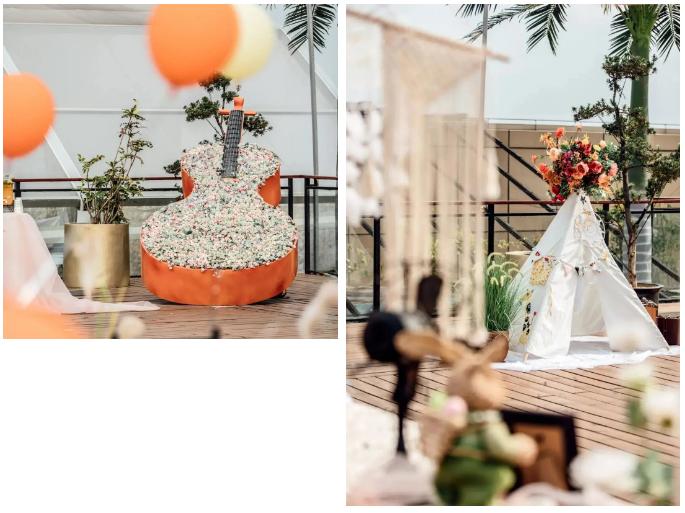 2021年户外婚礼大赏  第21张