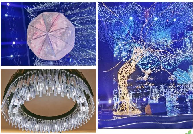 婚礼堂发布:星空主题!产业园内的婚礼艺术中心  第3张