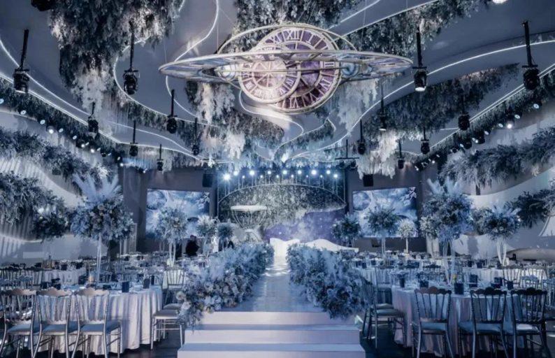 婚礼堂发布:1.2万方、6大宴会厅!泰州最美婚礼庄园  第3张