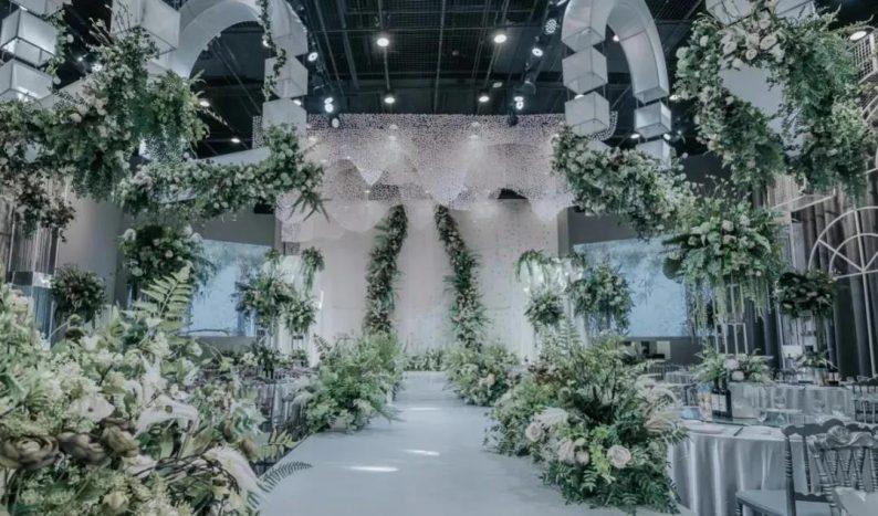 婚礼堂发布:1.2万方、6大宴会厅!泰州最美婚礼庄园  第4张