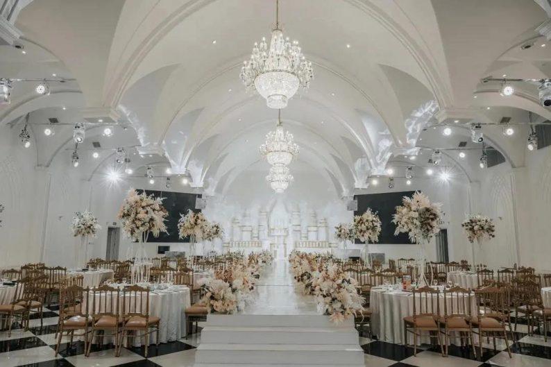 婚礼堂发布:1.2万方、6大宴会厅!泰州最美婚礼庄园  第7张