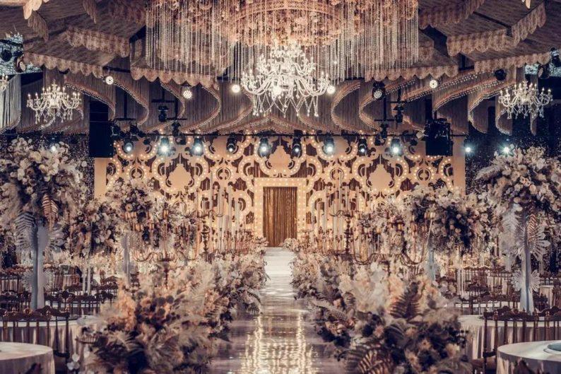 婚礼堂发布:1.2万方、6大宴会厅!泰州最美婚礼庄园  第8张