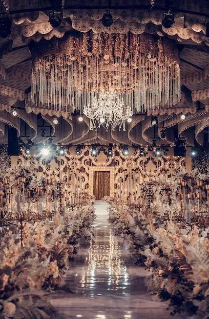 婚礼堂发布:1.2万方、6大宴会厅!泰州最美婚礼庄园  第9张