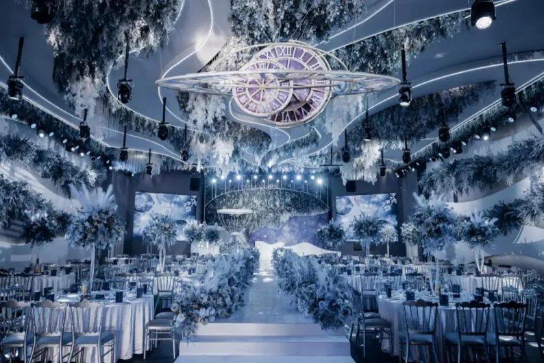 婚礼堂发布:1.2万方、6大宴会厅!泰州最美婚礼庄园  第11张