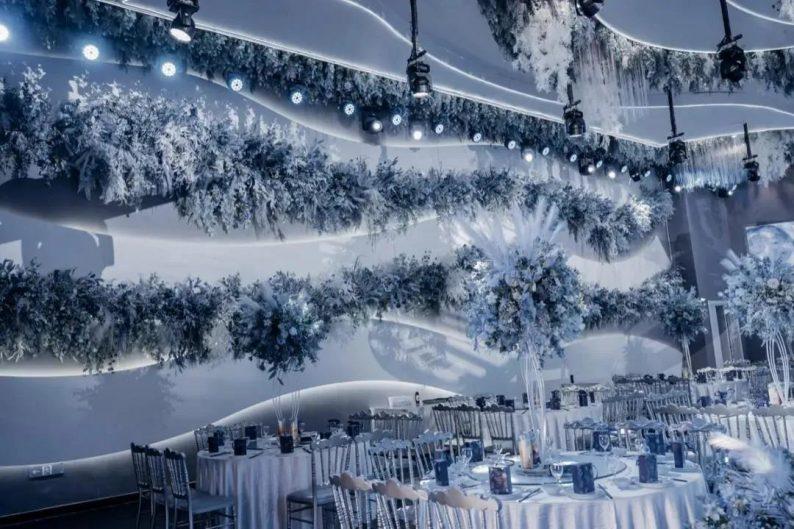 婚礼堂发布:1.2万方、6大宴会厅!泰州最美婚礼庄园  第12张