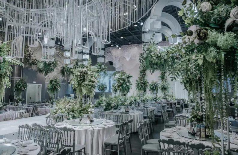 婚礼堂发布:1.2万方、6大宴会厅!泰州最美婚礼庄园  第15张