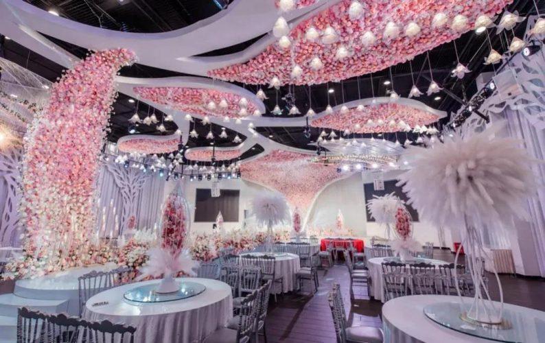 婚礼堂发布:1.2万方、6大宴会厅!泰州最美婚礼庄园  第17张