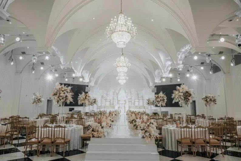 婚礼堂发布:1.2万方、6大宴会厅!泰州最美婚礼庄园  第18张