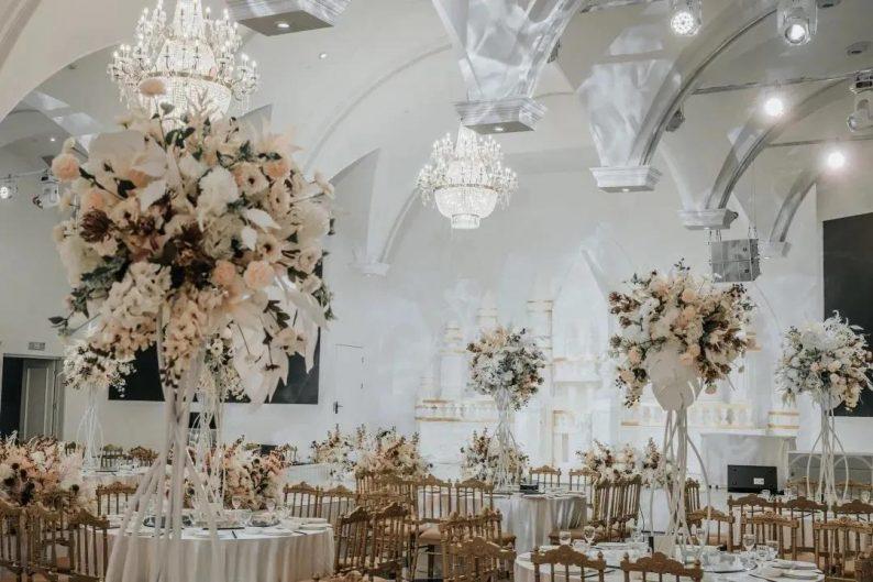 婚礼堂发布:1.2万方、6大宴会厅!泰州最美婚礼庄园  第19张