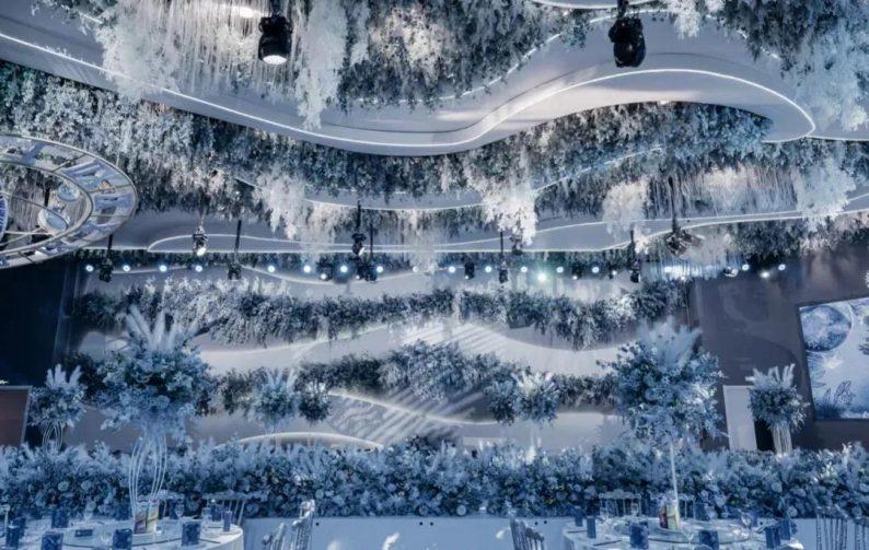 婚礼堂发布:1.2万方、6大宴会厅!泰州最美婚礼庄园  第21张