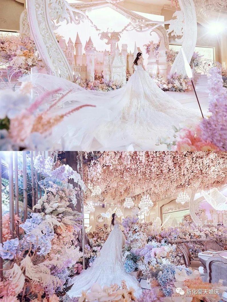 婚礼堂发布:4大多功能厅!大型商业综合体内宴会中心  第4张