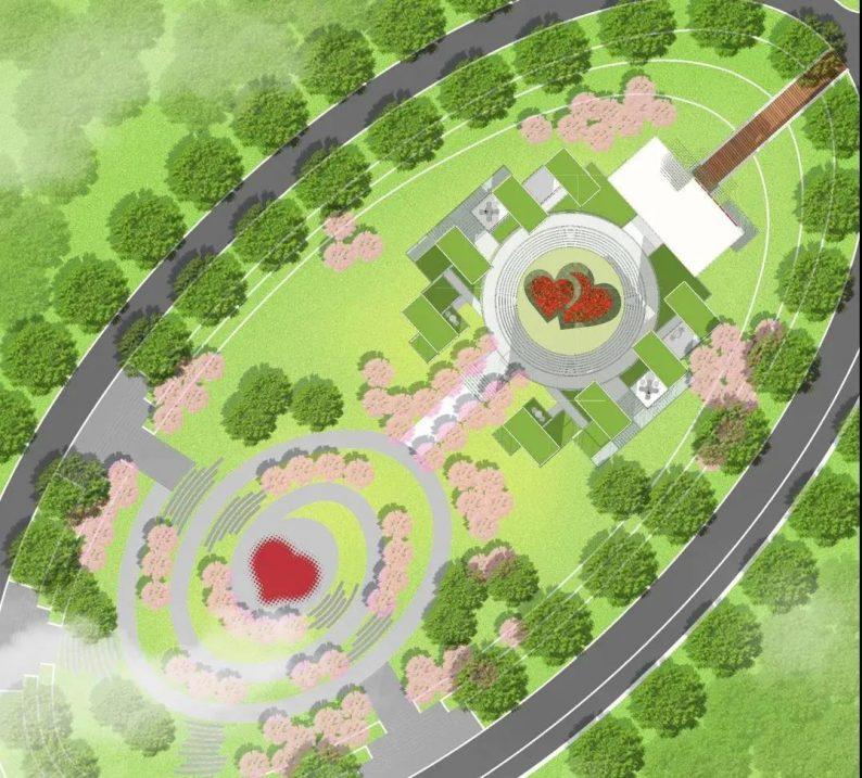 首批公园婚姻登记处!即将亮相成都  第2张