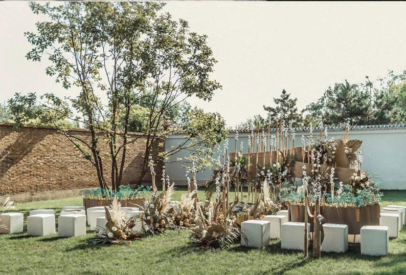 婚礼堂发布:全国打造9个「剧抛式」婚礼场地  第31张